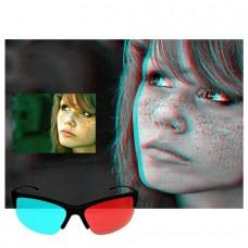 3D ПОСТЕР ОТ ТВОЯ СНИМКА + 3D ОЧИЛА